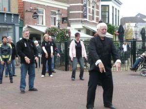 19 sept.2010 dag van de vooruitgang in Maassluis (2)